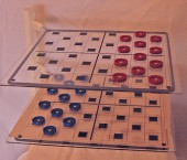 Expanded Checkers or 3D Checkers