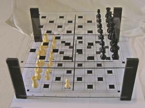 White Pawn: Bh2 - Bh4