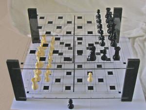 White Pawn Bh5 x Bg5 (En passent)